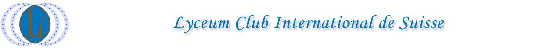 Lyceum-club International de Suisse